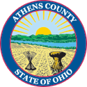 Athens County Seal